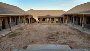 Buddhist organization in Dallas building a temple, cafeteria and dormitory