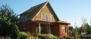 Green building and net zero Hood River home featured in Oregon Home magazine