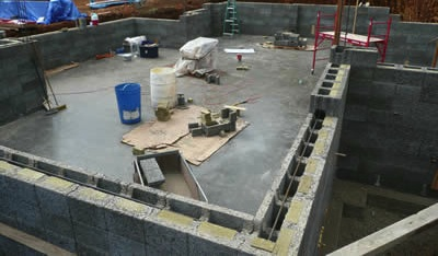 Natural ICF Basement vs Poured concrete