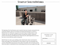 Shelterworks Faswall in Oregon Magazine