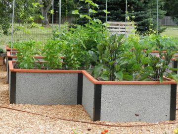 Landscape Planter GardenBed
