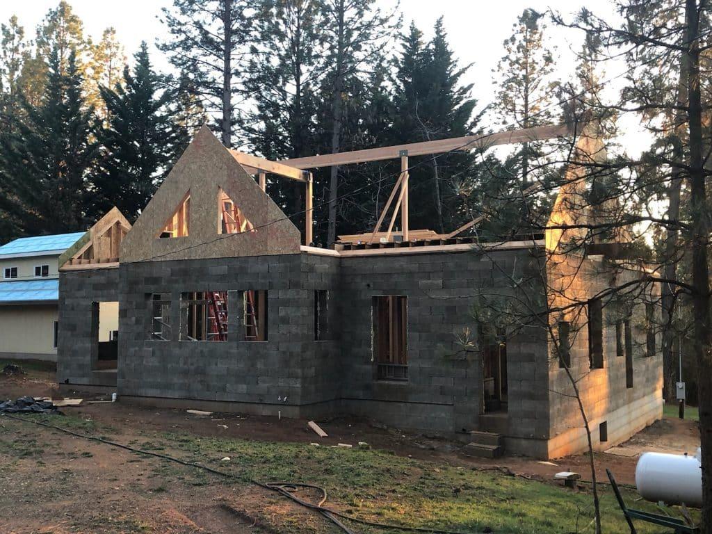 Fire Safe Wall Rebuild 3