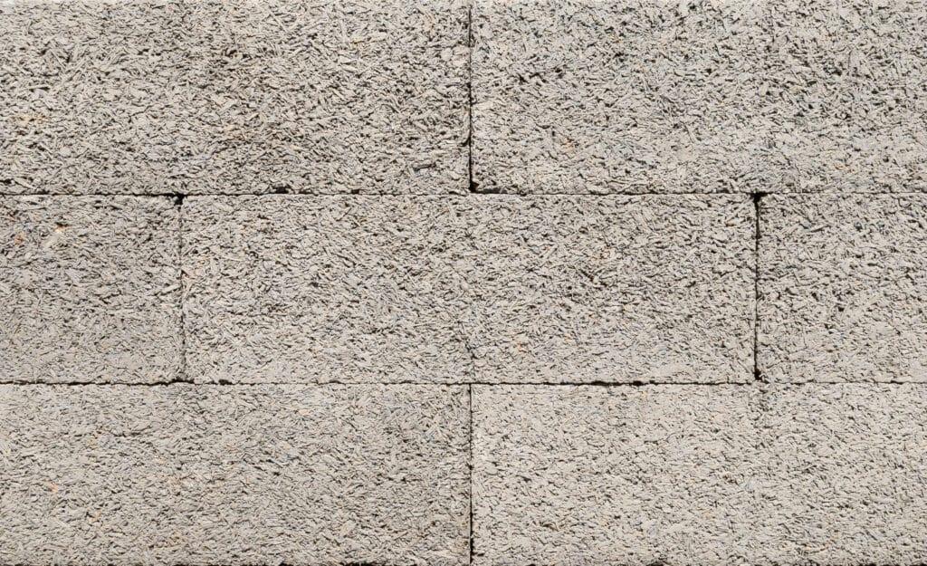 Small Faswall Block Wall